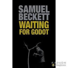 等待戈多英文原版小说英文版 Waiting for Godot Samuel 贝克特Beckett 世界经典名著