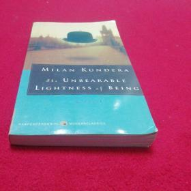 MILAN KUNDEAR THE UNBEARABLE LIGHTNESS OF BEING 【生命不能承受之轻】