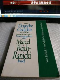 1000 Deutsche Gedichte