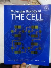Molecular Biology of the Cell 英文原版 细胞的分子生物学 Bruce,Alberts