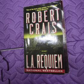 英文原版ROBERT CRAIS     L. A. REQUIEM
