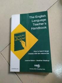 TheEnglish  Languaged   Teacher's  Handbook(现货实拍  如图