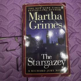 英文原版Martha Grimes      The Stargazey