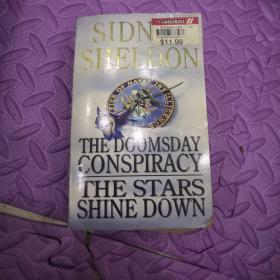 英文原版SIDNEY SHELDON    THE DOOMSDAY CONSPIRACY      THE STARS SHINE DOWN