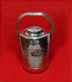Stainless steel, heat preservation pot