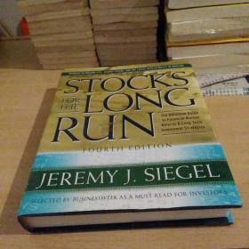 Stocks for the Long Run, 4th Edition:The Definitive Guide to Financial Market Returns & Long Term Investment Strategies, 4th Edition