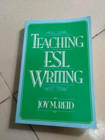 TEACHING  ESL  WRITNG(现货实拍如图)