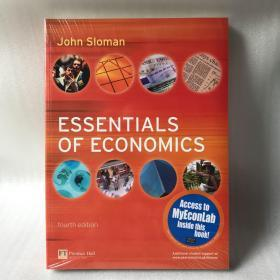ESSENTIALS OF ECONOMICS John slogan