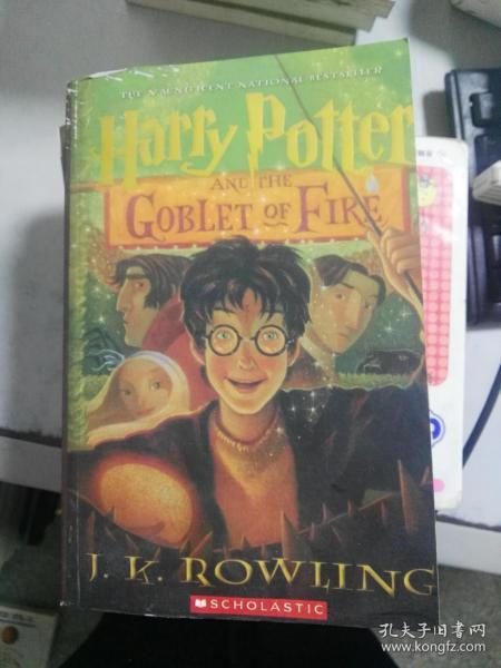 (正版5)Harry Potter and the Goblet of Fire 9780439139601