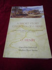 A SHORT STORY COLLECTION OF O. HENRY奥亨利的短篇小说集