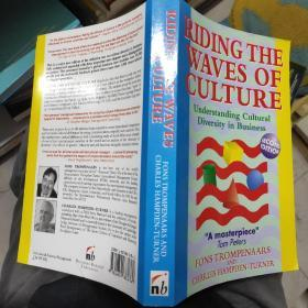 Riding the Waves of Culture: Understanding Cultural Diversity in Business 驾驭文化浪潮:理解商业中的文化多样性