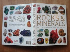 Rocks and Minerals:THE SEFINITIVE VISUAL GUIDE