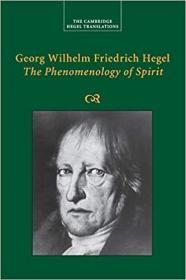 Georg Wilhelm Friedrich Hegel: The Phenomenology of Spirit (Cambridge Hegel Translations)