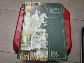 LATIN FOR AMERICANS (FIRST BOOK)精装