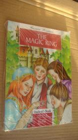 (Graded readers:Student's Book level 2) THE MAGIC RING (Pack including reader,activity book, Audio CD) 两本书夹1张CD 塑封未折