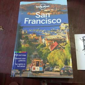 Lonely Planet: San Francisco (City Guide)孤独星球:旧金山