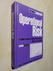 英文原版书 Operational Risk: A Guide to Basel II Capital