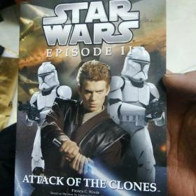 Star Wars Episode II: Attack of the Clones 星球大战前传2:克隆人的进攻