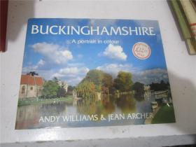 BUCKINGHAMSHIRE A PORTRAIT IN COLOUR  白金汉郡彩色肖像