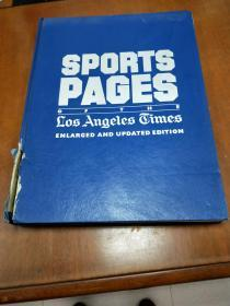 SPORTS PAGES OF THE LOS ANGELES DIMES, ENLARGED AND UPDATED EDITION