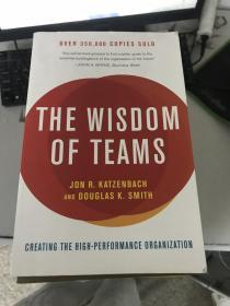(正版3) The Wisdom of Teams[团队智慧]9780060522001