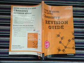 REVISE EDEXCEL AS /A LEVEL Chemistry REVISIONGUIDE