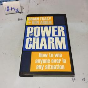 英文原版:现货~The Power of Charm: How to Win Anyone Over in Any Situation