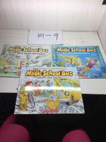 The Magic School Bus inside the Earth神奇校车系列: 地心历险