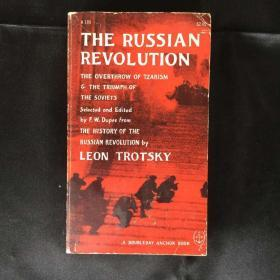 the russian revolution 俄国革命史 节选