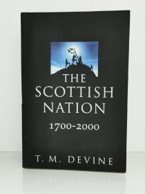 苏格兰300年史 The Scottish Nation 1700-2000 by T. M. Devine (英国史)英文原版书