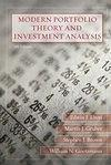 Modern Portfolio Theory and Investment Analysis(7th Edition)