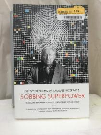 鲁热维奇诗选 Sobbing Superpower : Selected Poems of Tadeusz Rozewicz
