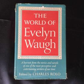 The world of Evelyn Waugh