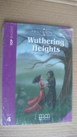 (TOP READERS Student's book  level 4) Wuthering Heights  24K书 塑封未折