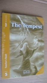 (TOP READERS Teacher's book  level 5) Tempest  (Pack includes:Student's book,Multilingual glossary.Teacher's book) 24K书 两册塑封未折