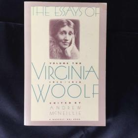 弗吉尼亚·伍尔芙散文选   The Essays of Virginia Woolf, 1912-1918  Vol. 2