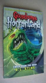 Goosebumps Horrorland #2:CREEP FROM THE DEEP