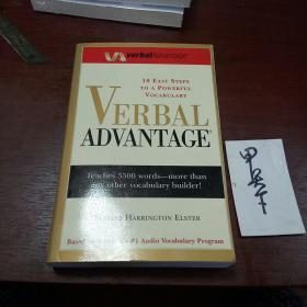 Verbal Advantage:10 Steps to a Powerful Vocabulary