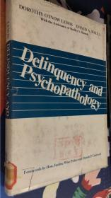 DELINQUENCY AND  PSYCHOPATHOLOGY