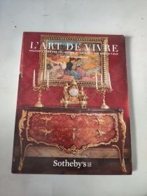 LART DE VIVRE PROPERTY FROM THE COLLECTION OF KATHLEEN AND MARTIN FIELD Sotheby's
