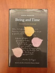Being and Time: A Revised Edition of the Stambaugh Translation (进口原版精装,国内现货)