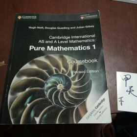 Cambridge International AS and A Level Mathematics: Pure Mathematics 1 Coursebook Revised ed. Edition