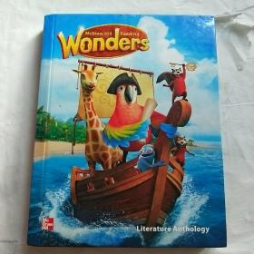McGraw-Hill Reading Wonders Literature Anthology