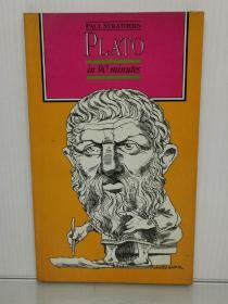 Plato in 90 Minutes by Paul Strathern (古希腊思想)英文原版书