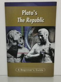 柏拉图理想国 Platos The Republic: A Beginners Guide by Harry Eyes (古希腊思想)英文原版书