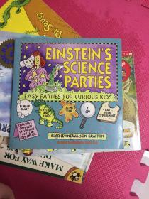 Einstein's Science Parties