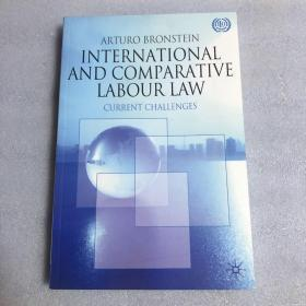 Arturo Bronstein:International and Comparative Labour Law: Current Challenges