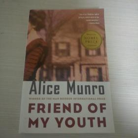 Friend of My Youth: Stories (Vintage Contemporaries)[青年时代的朋友]