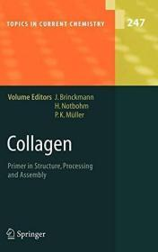 Collagen: Primer In Structure, Processing And Assembly (topics In Current Chemistry)