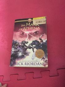 Heroes of Olympus - Book Three The Mark of Athena (International Edition)
